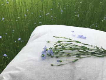 "Подушка льняная ""Home Linen"" 70x70"