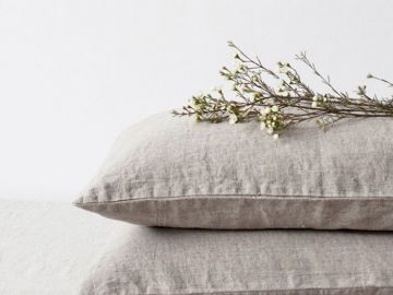 "Подушка льняная ""Home Linen"" 50х70"